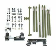 Steinjager Long Arm Suspension Upgrade Kit-locas Green, For Jeep Tj J0046020