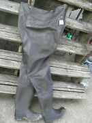 Gander Mountain Guide Series Boot Foot Chest Waders Size 13 - Fishing