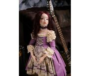 Growth Large Art Doll, Size 87cm / 34 In, Static Collectible Dolls, High Quality