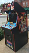 X-men Vs. Street Fighter By Capcom- Lots Of New Parts-sharp-new 25 Lcd Monitor