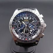 Breilting Chronograph B2 With Ref A42362 With Caliber 42 In Stainless Steel