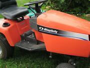 Simplicity Broadmoor Lawn Tractor Lawn Mower 16 Hp Kohler Comand High Output