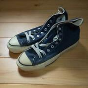 Converse All Star Suede Convese Navy Blue Men 7us