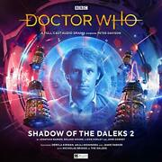 Doctor Who The Monthly Adventures 270 - Shadow Of The Daleks 2 By Dorney John