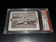 1913 National Game Action Del Gainer And Shoeless Joe Jackson Graded Pre War Psa 6