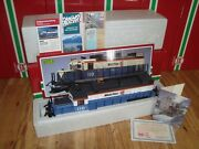 Lgb 2055 Blue Limited Edition Signature White Pass Diesel Loco 110 Ln In Box