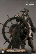 Hot Toys Dx06 Pirates Of The Caribbean - Jack Sparrow 16 Figure Ss Exclusive