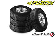 4 Fuzion Suv 255/65r18 111t All Season Highway Tires For Pick-up Truck Suv Cuv
