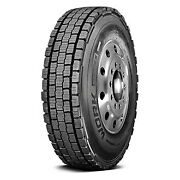 Cooper Set Of 4 Tires 295/75r22.5 L Work Series Awd All Season / Commercial Hd