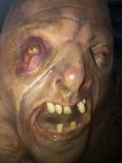 Rare Friday The 13th Jason Voorhees Mask Collectible Bust Realistic Wow Horror..