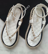 Dad Sandals Size 36 New Ss21