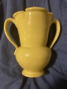 Antique Pottery Vase Made In Italy