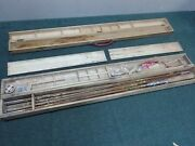 Vintage Sakura Japanese Bamboo Fly / Spin Rod Combo - With Cases And Accessories