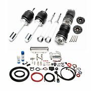 Ta Technix Airride Complete Set With Air-management + Luftkit 11.5l For Bmw E61