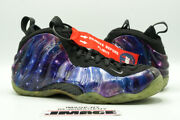 Nike Air Foamposite One Nrg Size 9.5 Galaxy Obsidian Anthracite Black 521286 800