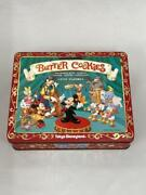 Disney Mickey Mouse Tin Cans Vintage