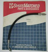 New Omc Outboard Marine Corp Boat Oil Line Assembly Part No. 985615