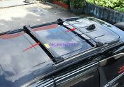 Stainless Steel Roof Rack Cross Bar Luggage Bar For Jeep Grand Cherokee 14-2021