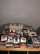 Huge Lot Vintage 90s Nhl Hockey Cards Pinnacle Score Donruss And More
