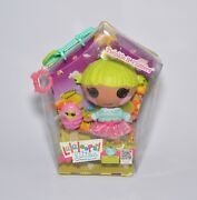 Rare Authentic Lalaloopsy Littles Twinkle N Flutters Doll - Brand New Sealed - U