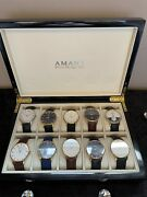 Watch Collection Amant
