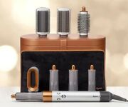 New / Dyson Airwrap Complete Styler Copper/silver Gift Edition