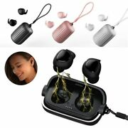 Mini Bluetooth Wireless Headset Twins Earphones Earbuds With Mic For Ios Android