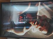 Muhammad Ali And Will Smith Signed And039autographed Huge Movie Poster W/ Will Smith Oa