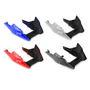 Engine Panel Belly Pan Lower Cowling Cover Fairing For Bmw F900r/f900xr 20-21 Ua