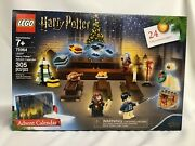 Lego 75964 Harry Potter Advent Calendar Building Toy Retired New Sealed