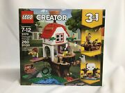 Lego 31078 Creator Treehouse Treasures 3 In 1 New Factory-sealed