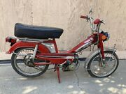 Vintage 1978 Motobecane French Moped Scooter Made In France