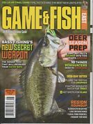 Game And Fish East August 2021 Deer Season Prep Bass Fishingand039s New Secret Weapon