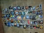 Huge Lot Of 55 Mcdonald's Burger King Wendys Happy Meal Toys New Sealed