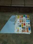 Huge Lot Of About 400 Or More Matchbook Covers Different Places And Advertisers