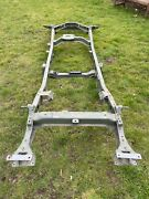 November 1943 Restored Original Ford Gpw Jeep Chassis