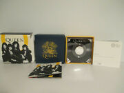 Queenmusic Legends Half Ounce Silver Proof Coin, Coa, Box Royal Mint 2020
