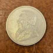 1896 South Africa 2 Shillings