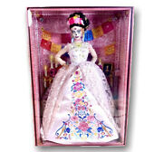 New In Box Barbie Dia De Los Muertos Day Of The Dead Doll Sold Out / Get B4 Xmas