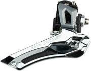 Shimano 105 Fd-r7000 // 11-speed // 31.8mm Clamp Band Front Derailleur // Silver