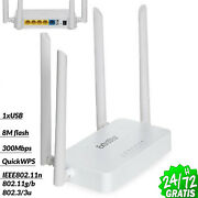Router Wifi Wireless 300mbps Repeater Extender Of Net 802.11n/b/g Usb 26 2/