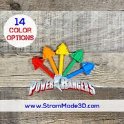 Imaginext Power Rangers Morphin Megazord Replacement Missiles