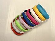 9 Small Replacement Sports Wrist Band Strap For Fitbit Flex 2 Clasp Bracelets