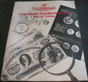 R. A. Glascock And Co Suppliers To Coin Dealers - Books And Supplies 1981-82 Catalog