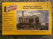 Walthers-northern Light And Power Powerhouse Kit New 933-3214 O17