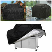 Bbq Covers Heavy Duty Waterproof Patio Barbecue Gas Smoker Grill Garden Outdoor