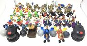 Vintage Fisher Price Great Adventures Knights Horses Castle Figures Canon Lot