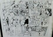 Tmnt Last Ronin 3 Dps Original Art Pages First Appearance