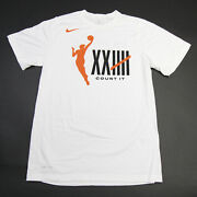 Nike Nike Tee Short Sleeve Shirt Menand039s White New Without Tags