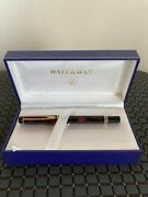 Waterman Le Man 2 Fountain Pen Completed Items With Box Used From Japan